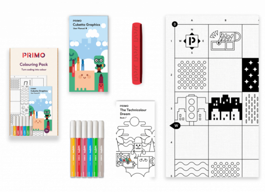 Cubetto-coloring-pack